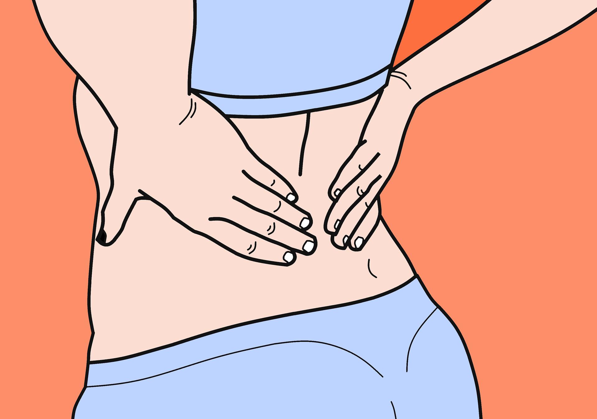 Die wahren Ursachen von Rückenschmerzen